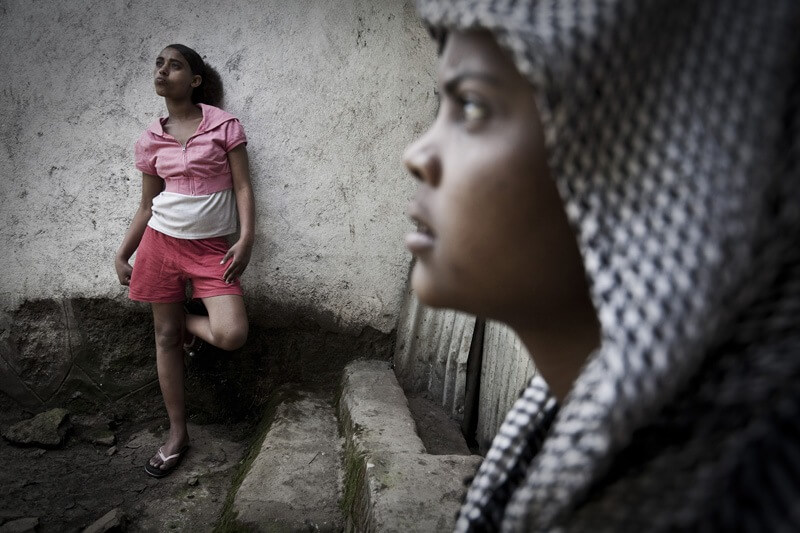 Child trafficking, Ethiopia 2010
