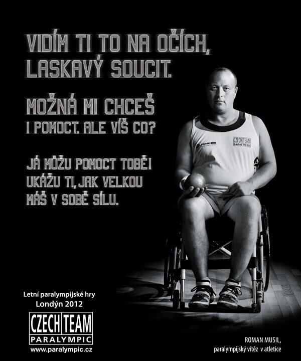 Paralympiada 2012