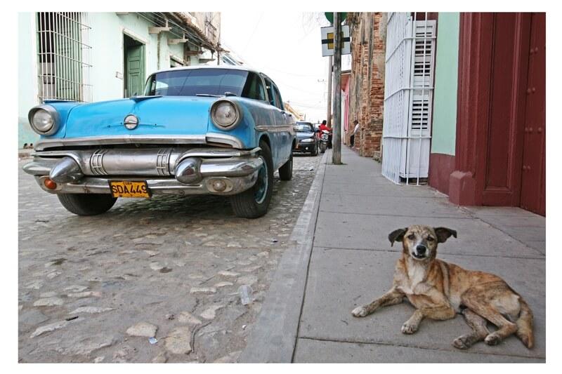 Bike trip, Cuba 2010