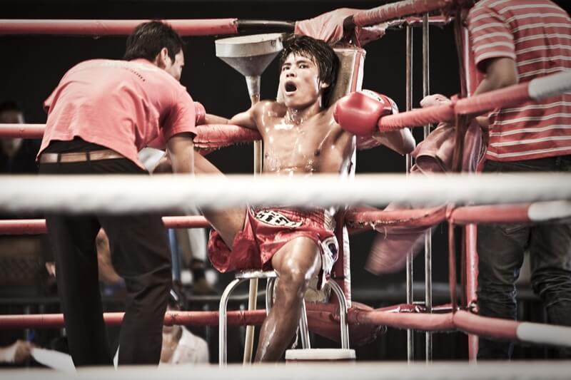 Khmer boxing, Cambodia 2011