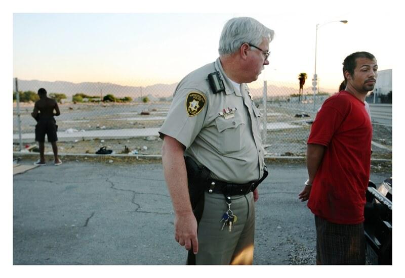Las Vegas after crisis, USA 2010