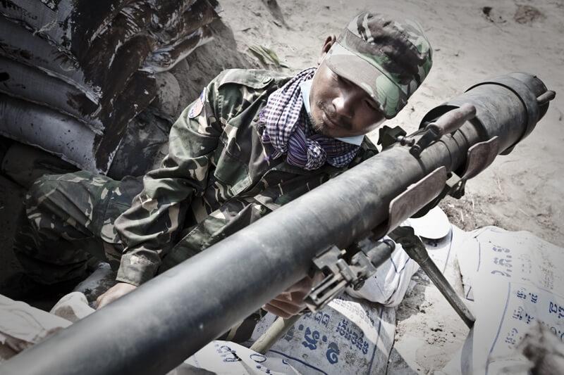 Preah Vihear conflict, Cambodia 2011