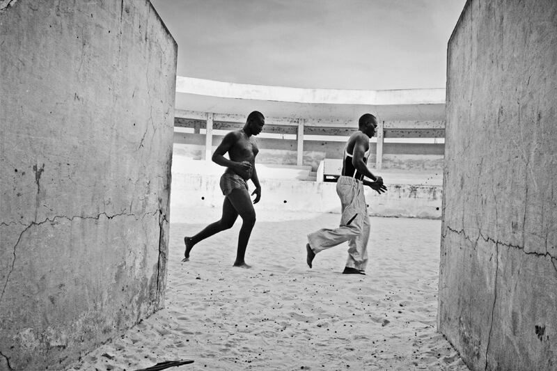 Wrestling, Senegal and Gambia 2007