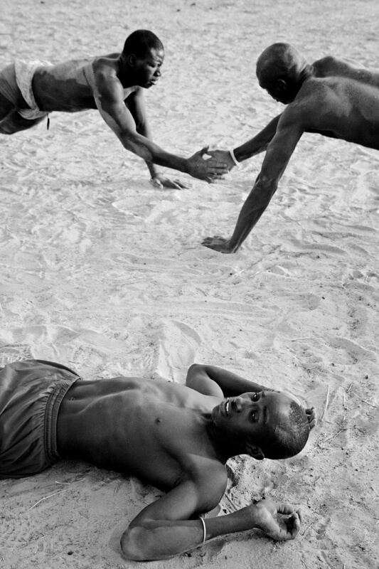 Wrestling, Senegal and Gambia 2007